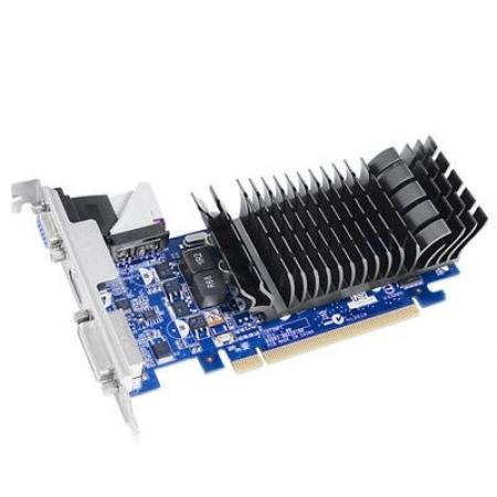 ASUS NVIDIA GeForce EN210 Silent/DI/1GD3/V2(LP)
